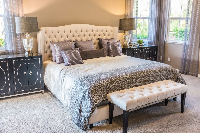 Residential Cleaning Service Bedrooms
